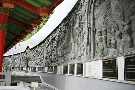 Diorama Ekspedisi Laksamana Cheng Ho