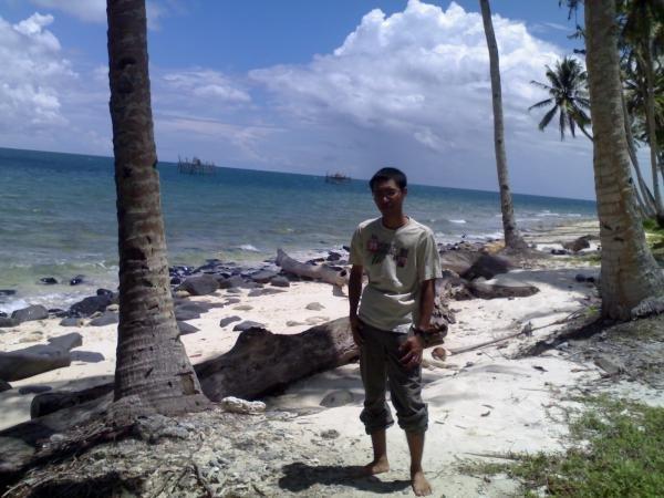 Foto kenangan di randayan yang masih terselamatkan