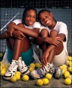 Venus dan Serena