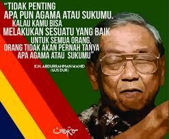 Quotes Gusdur 3