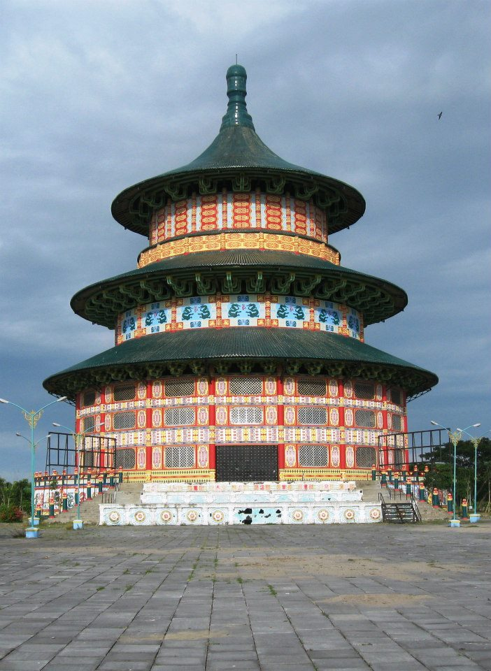 Temple Of Heaven Surabaya Beta Cinta Indonesia
